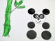 Sqooll.com Bears Baby Activity Pack Panda