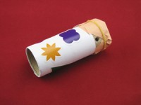 Krazy Kazoo a musical craft activity for kids