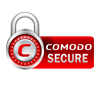 All order information is secured with 128bit encryption by Comodo