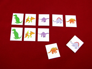 Sqooll.com Dinosaur matchup