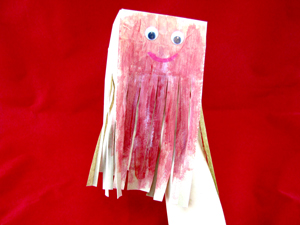 Sqooll.com Under The Sea Kid Activity Pack Paper Bag Octopus