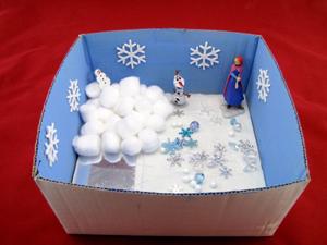 Sqooll.com My Frozen World Kid Activity Pack