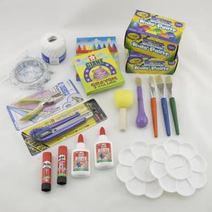 Kids Craft Kit Delivered To Your Door