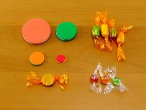 Kids My Sweet Shop Activity Pack candies