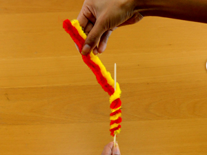 Kids My Sweet Shop Activity Pack pipe cleaner twist lollipop