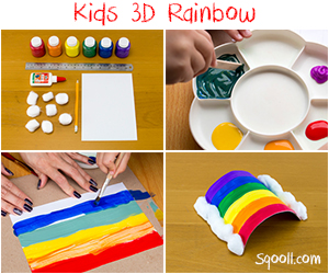 Kids-3D-Rainbow-art