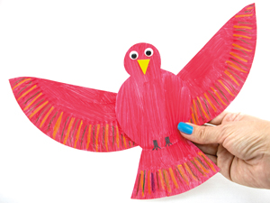 Bird Activities For Kids And Toddlers